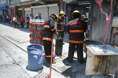 De inmediato se generó una intensa movilización de cuerpos de rescate hasta la zona.