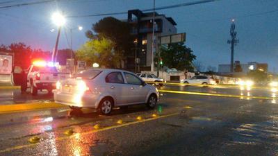 Se llevaron a cabo 14 cierres preventivos de vialidades, de las laterales del bulevar Venustiano Carranza y algunos de sus cruces, así como de bulevares.