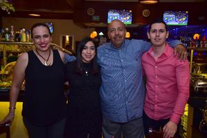 22062018 Adriana, Carolina, Rogelio y Rogelio.