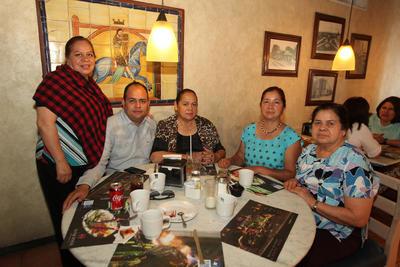 Familia Bolaños.