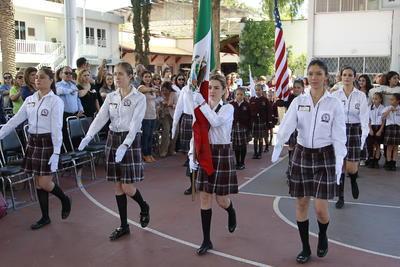 Emotiva despedida del Colegio Americano de Durango