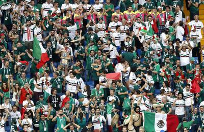 La afición mexicana pudo celebrar un nuevo triunfo de su Selección.