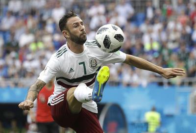 Los primeros minutos fueron favorables para los mexicanos.