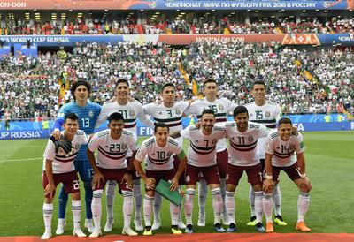 Juan Carlos Osorio mandó de inicio a casi todos los jugadores que disputaron el duelo contra Alemania, salvo la novedad de Edson Álvarez en lugar de Hugo Ayala.