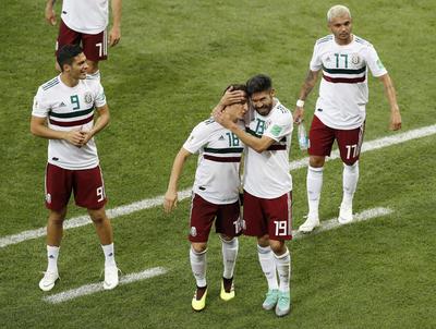 La Selección Nacional dio otro golpe de autoridad en el Mundial.