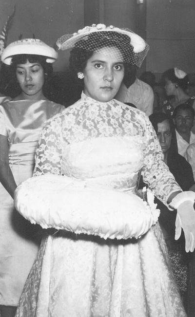 24062018 Leticia Juárez en 1958.