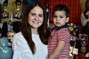 Alejandra y Jose Pablo