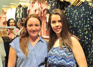 Mariana Gonzalez y Lizeth Ugalde