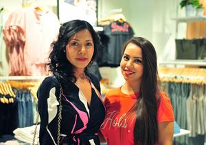 Mirielle y Rosina