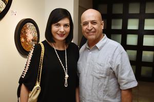 Claudia y Alberto