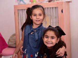 Maria Jose y Ximena