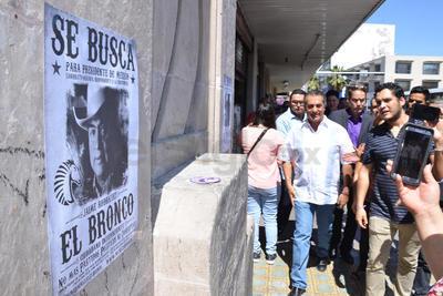 Rodríguez Calderón lamentó los atentados y asesinatos de los candidatos en este proceso electoral.