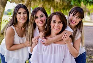 26062018 Michelle, Marisolin, Marisol y Carol.