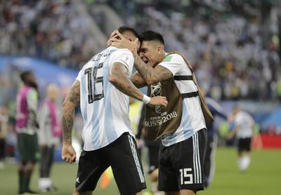 Argentina consiguió el milagro y estará en la siguiente fase del Mundial.