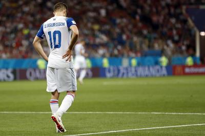Islandia termina su histórica participación en Mundiales.