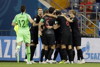Croacia cerró con paso perfecto su fase de grupos.