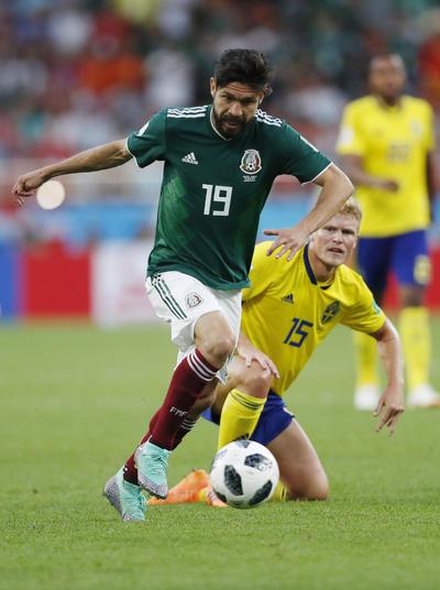 Oribe debutó en su segundo Mundial.