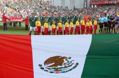 Los mexicanos llegaron fortalecidos al duelo ante Suecia.