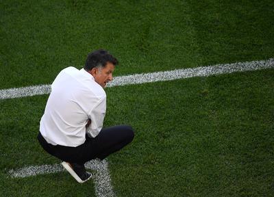 La táctica de Osorio no sirvió durante este partido.