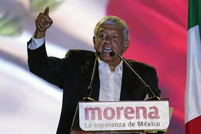 Los candidatos a la Presidencia de la República terminaron sus campañas.