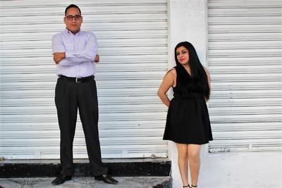 28062018 Ismael Rosales y Jacky Centeno.
