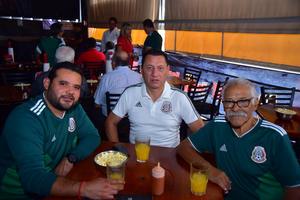 28062018 Miguel, Jorge y Paco.