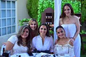 28062018 Denise, Karla, Leticia, Erika y Eva.
