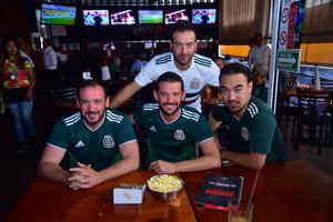 28062018 Manuel, Pedro, Pablo y Jorge.