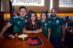 28062018 Chile, Diana, Karen y Jamil.