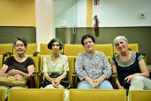 29062018 Joann, Miren, Titina y Marcela.