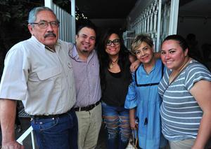 29062018 Manuel, Fernando, Sandy, Paty y Tere.