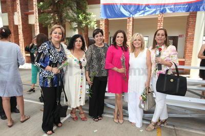 Emotiva reunión de ex alumnas del Colegio Sor Juana