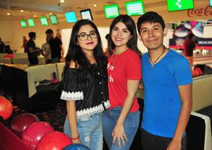 30062018 Marleth, Claudia y Jesús.