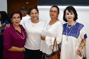 30062018 Tere, Minerva, Patricia y Yeye.