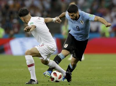 Al representativo de Uruguay le bastó ser brillante en dos momentos del partido, en los goles que logró, y en un aspecto más que fue al defender la ventaja definitiva con la que se pusieron entre los mejores ocho de la competencia.