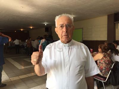 El obispo emérito de Torreón, José Guadalupe Galván.