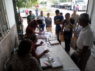 Los laguneros se mostraron participativos.