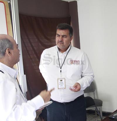 Las condiciones climatológicas en Indé, Mapimí y Guanaceví, limitaron la recepción de reportes de instalación de casillas electorales en Durango.