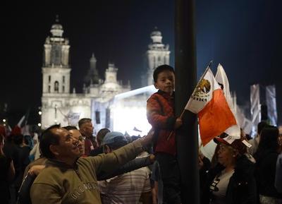 López Obrador, próximo presidente de México