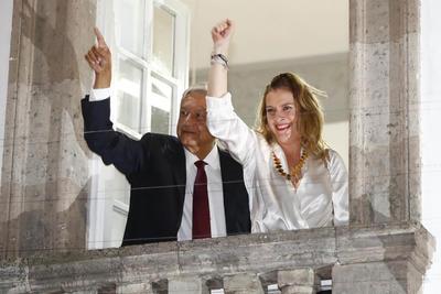 Andrés Manuel López Obrador se convertirá en el próximo presidente de México.