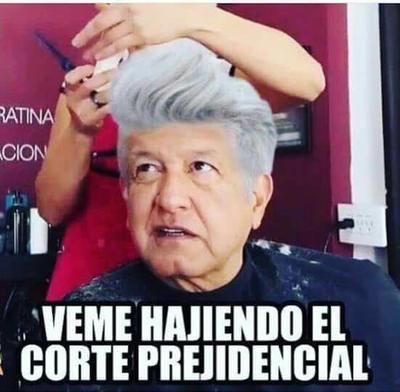 Las redes no perdieron el tiempo y así recibieron al virtual nuevo presidente de México.