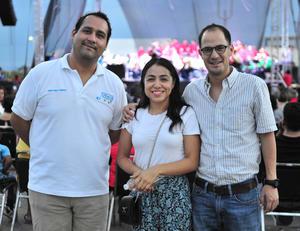03072018 Juan Pablo, Alejandra y Daniel.