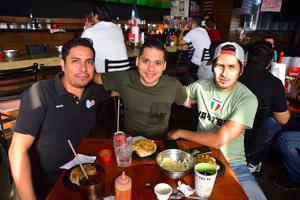 03072018 Edgar, Carlos y Gerardo.