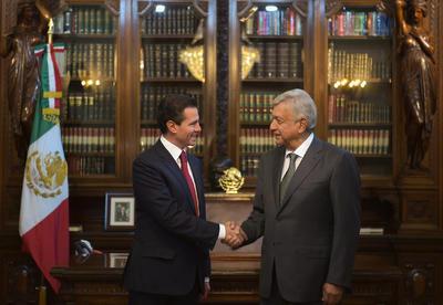 López Obrador adelantó que hasta que el Tribunal Electoral de México lo nombre oficialmente presidente electo, no dará comienzo el proceso de transición de poderes, que se alargará hasta la toma de posesión del nuevo presidente el 1 de diciembre.