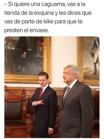 Los memes del encuentro EPN-AMLO