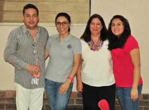 04072018 Carlos, Saraly, Victoria y Olga.