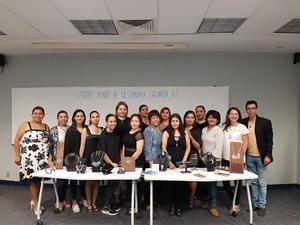 04072018 Integrantes Fundadores que forman el Cluster de Joyería de la Comarca Lagunera A.C.