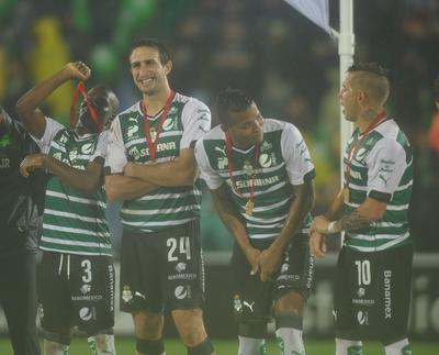 Su primer palmar en México fue la Copa MX en su edición Apertura 2014, al mando de Pedro Caixinha.