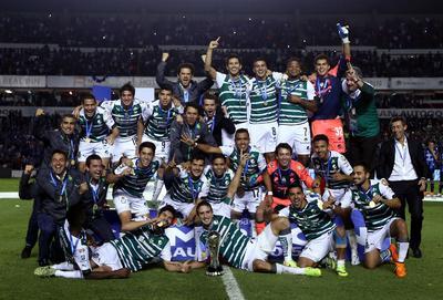 Antes de ese campeonato, fue durante la dirección técnica de Pedro Caixinha que obtuvo su primer título nacional al derrotar a Querétaro en el Clausura 2015..