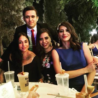 05072018 Michel, Marianne, Jessica y Gabriela.